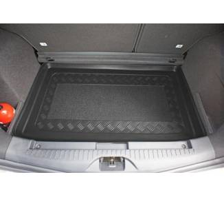 Boot mat for Ford B-Max Monospace à partir de 09/2012- pour coffre en position basse