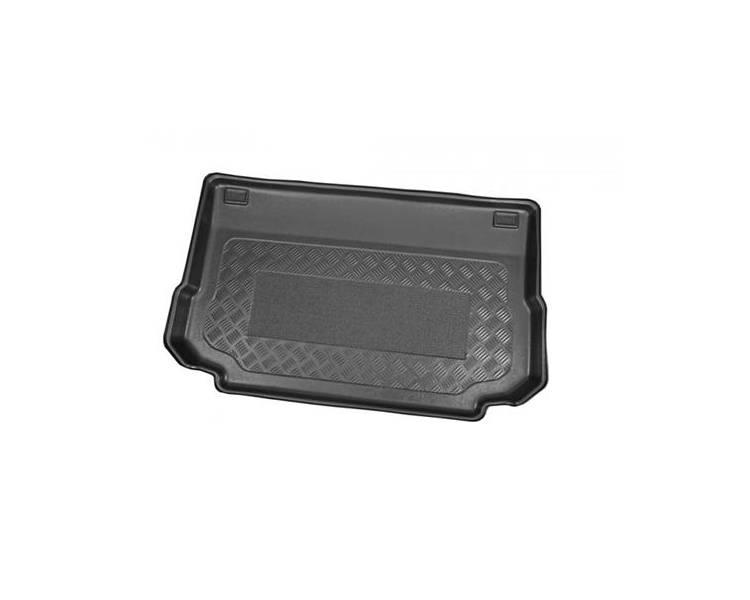 Boot mat for Ford B-Max Monospace à partir de 09/2012- pour coffre en position haute