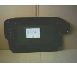 Boot mat for Honda HR-V à partir de 1999- 3 portes