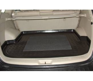 Boot mat for Hyundai Santa Fe de 2006-2012 5 places