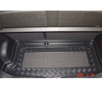 Boot mat for Hyundai i10 Berline à partir de 2008-