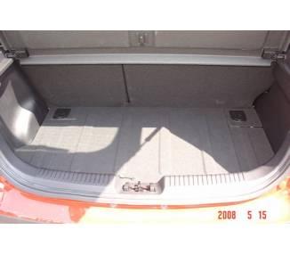 Kofferraumteppich für Hyundai i10 ab Bj. 2008- erhöhte Ladefläche