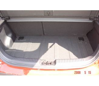 Boot mat for Hyundai i10 à partir de 2008- coffre en position haute