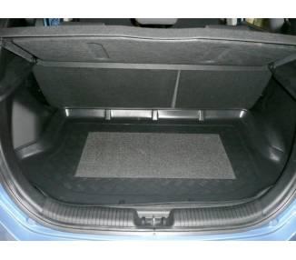Kofferraumteppich für Hyundai ix20 ab Bj. 2010- erhöhte Ladefläche