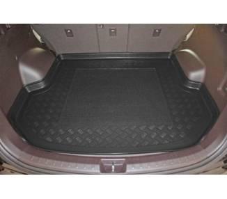Boot mat for Hyundai Santa Fe III SUV à partir du 09/2012-