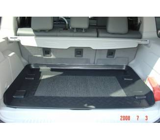 Boot mat for Jeep Cherokee KK 4x4 5 portes à partir de 2008-2013