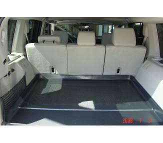 Boot mat for Jeep Commander 4x4 5 portes à partir de 2006-2010