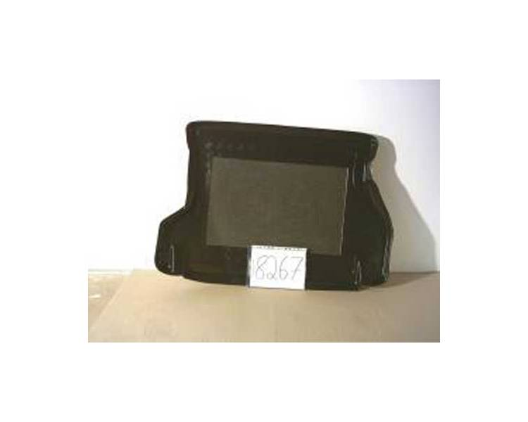 Boot mat for Kia Pride Break de 1998-2000