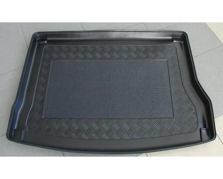 Boot mat for Kia Ceed pro ceed coffre supérieur à partir de 12/2007-