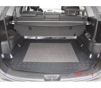 Tapis de coffre pour Kia Sorento II 4x4 7 places à partir du 11/2009-