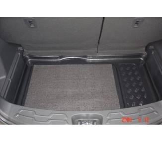 Boot mat for Kia Soul Berline 5 portes à partir du 02/2009- coffre bas