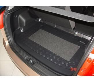 Kofferraumteppich für Kia Venga ab Bj. 01/2010- erhöhte Ladeflläche