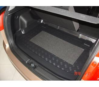 Boot mat for Kia Venga à partir du 01/2010- coffre haut