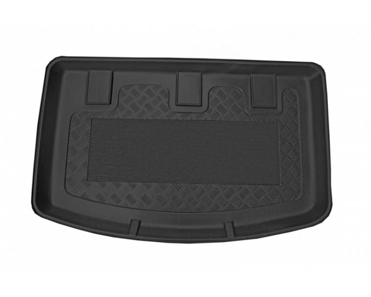 Boot mat for Kia Rio III UB Berline à partir du 08/2011- pour coffre en position haute
