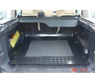 Kofferraumteppich für Land Rover Discovery 3 5-Sitze ab 2004-
