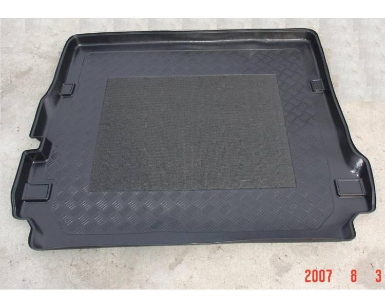 Boot mat for Land Rover Discovery 3 7 places à partir de 2004-