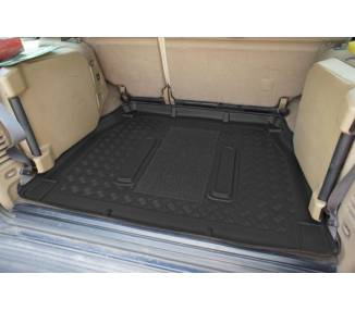 Kofferraumteppich für Land Rover Discovery 2 7-Sitze von 02/1999-10/2004