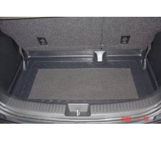 Boot mat for Mazda 2 2007-2015