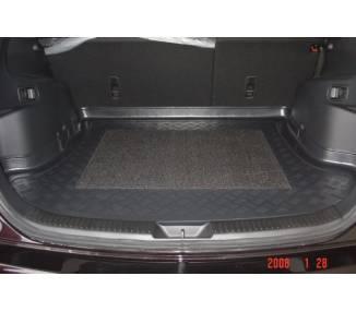 Tapis de coffre pour Mazda CX 7 à partir de 07/2007-