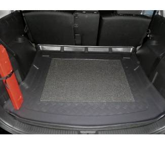 Boot mat for Mazda 5 7 places à partir du 10/2010-