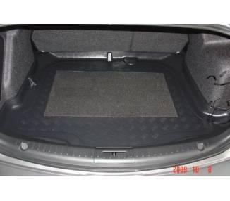 Boot mat for Mazda 3 BL limousine 4 portes à partir de 2009-