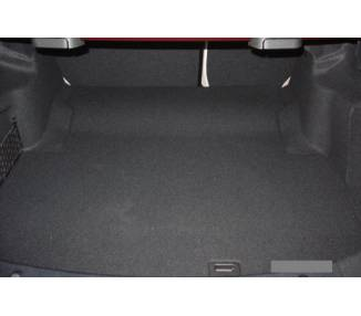 Boot mat for Mercedes Class C W204 2007-2014 modèle avec les sièges arrières repliant