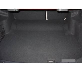 Tapis de coffre pour Mercedes Class C W204 2007-2014 modèle avec les sièges arrières repliant