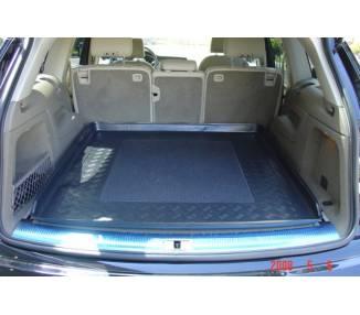 Boot mat for Audi Q7 4x4 à partir du 03/2006 avec system de rail