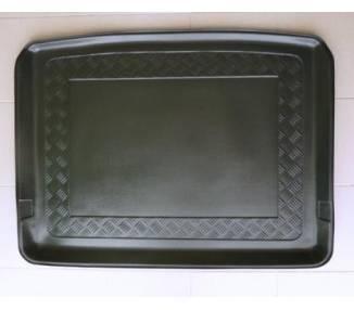 Kofferraumteppich für Mercedes B W246 ab 2011 Limousine 5 Türen Mit easy vario plus System und mit Laderaum Paket