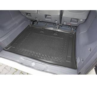 Boot mat for Mercedes Vito V 639 Monospace à partir du 08/2003- extra long derriere la 3ème rangé de sieges