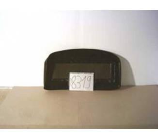Boot mat for Mitsubishi Colt CZ à partir de 2005-