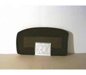 Boot mat for Mitsubishi Colt ZM à partir de 2004-