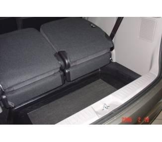 Kofferraumteppich für Mitsubishi Grandis 3. Reihe hoch geklappt ab Bj. 2003-