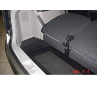 Boot mat for Mitsubishi Grandis 3eme rangé d sieges depliée à partir de 2003-