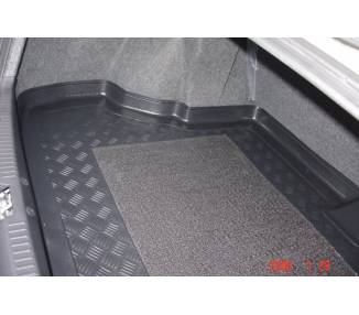 Boot mat for Mitsubishi Lancer sans subwooder à gauche à partir de 10/2007-