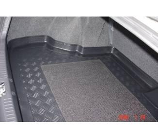 Tapis de coffre pour Mitsubishi Lancer sans subwooder à gauche à partir de 10/2007-