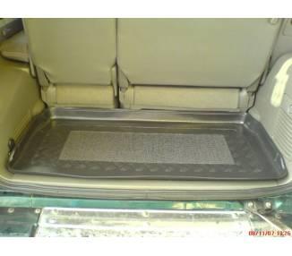Tapis de coffre pour Mitsubishi Pajero (V60) de 2000-2007 4 roues motrices 3 portes