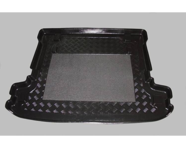 Boot mat for Mitsubishi Pajero Long V80 à partir de 2007-