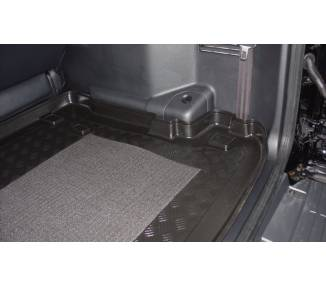 Tapis de coffre pour Mitsubishi Pajero Long V80 à partir de 2007-