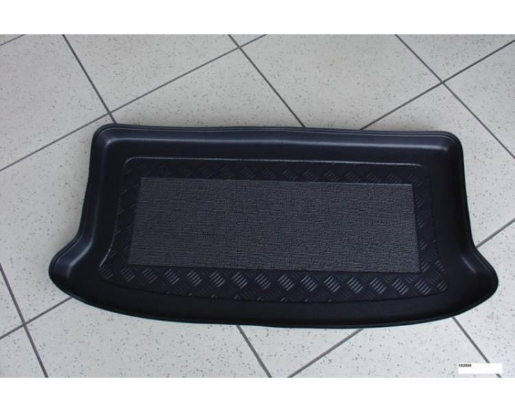 Kofferraumteppich für Mitsubishi Colt 5D Hatchback 5-türig ab Bj. 11/2008-