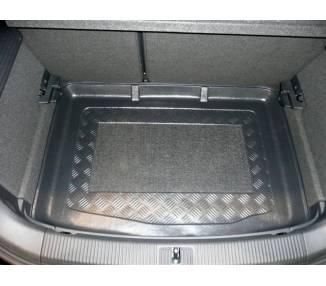 Kofferraumteppich für Audi A1 ab 09/2010- untere Ladefläche