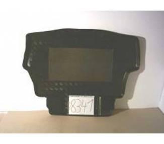Tapis de coffre pour Nissan Almera de 2000-2001