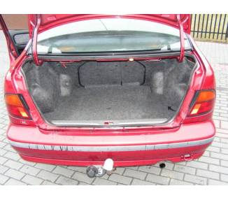 Kofferraumteppich für Nissan Almera Stufenheck von 1995-1999
