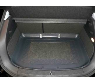 Boot mat for Audi A1 du 09/2010- coffre haut