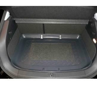 Tapis de coffre pour Audi A1 du 09/2010- coffre haut
