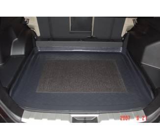 Tapis de coffre pour Nissan X-Trail T31 2007-2014 surface de chargement rabaissée