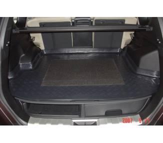 Boot mat for Nissan X-Trail T31 2007-2014 surface de chargement surélevée