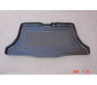 Boot mat for Nissan Tiida berline à partir de 2007-