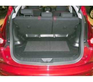 Kofferraumteppich für Nissan Juke Limo. ab Bj. 09/2010-