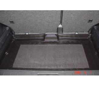 Kofferraumteppich für Nissan Note ab Bj. 2006- ohne Flexiboard